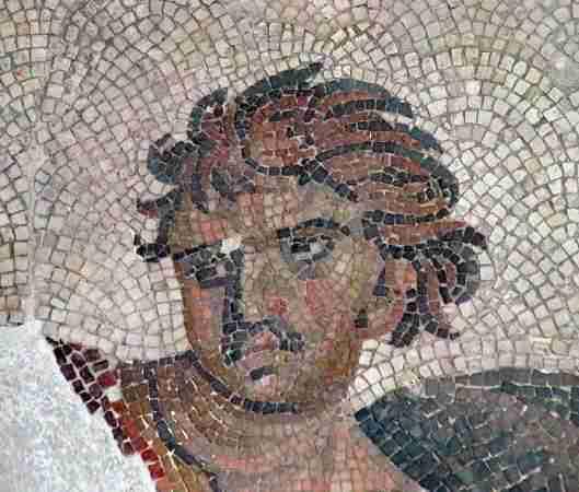 de winderige wieken de romeinse tijd mozaieken
